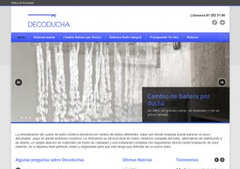 Diseño para DecoDucha
