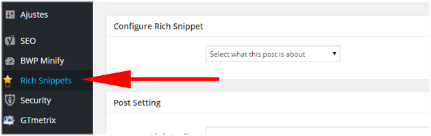 rich snippets plugin